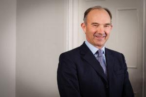 an image of Charles Barlow, senior partner at Butcher & Barlow LLP