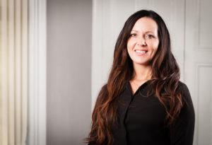 an image of Charlotte Beck, a Butcher & Barlow LLP employee