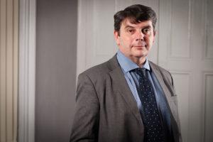 an image of David Sykes, a Butcher & Barlow LLP employee
