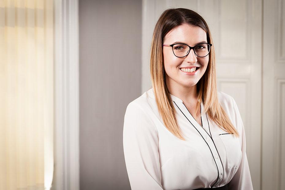 an image of Hannah Lisle, a Butcher & Barlow LLP employee