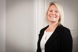 an image of Helen Oakes, a Butcher & Barlow LLP employee