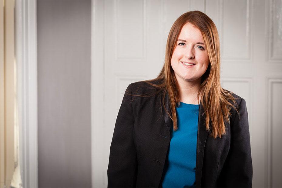 an image of Jade Atkinson, a Butcher & Barlow LLP employee
