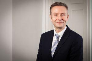 an image of John Hyatt, a Butcher & Barlow LLP employee