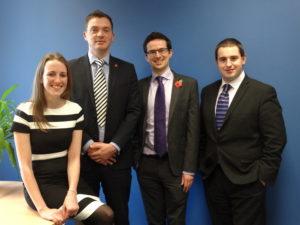 Gadbrook Park Commercial Litigation Team