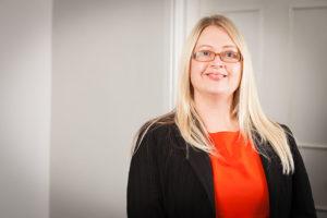 an image of Lynsey Stuchfield, a Butcher & Barlow LLP employee