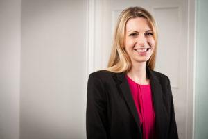 an image of Sarah Askey, a Butcher & Barlow LLP employee